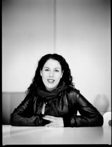 Andrea Zsutty | Foto: Ingo Pertramer