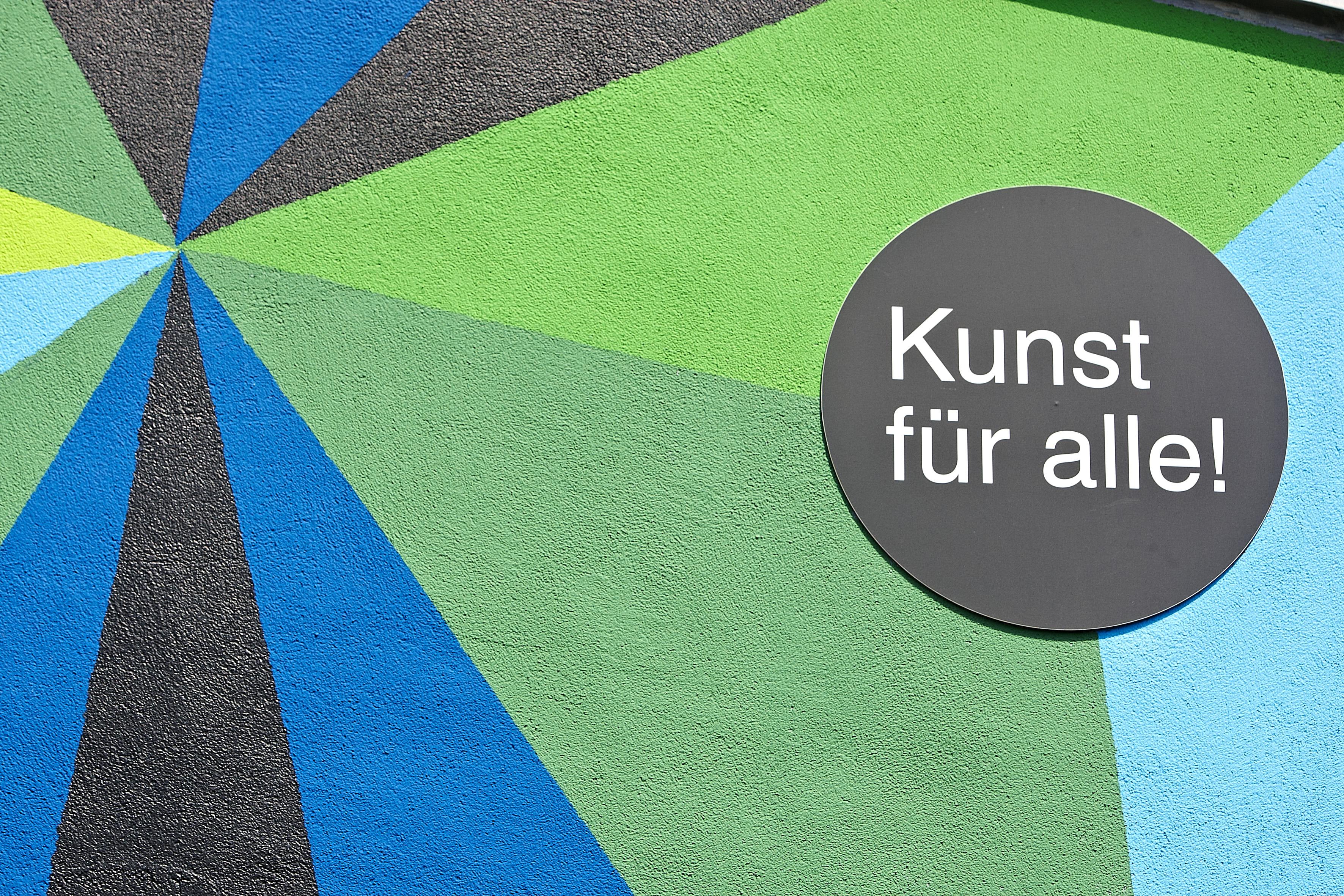 Lets Colour Projekt Vienna 28.06.-01.07.2012