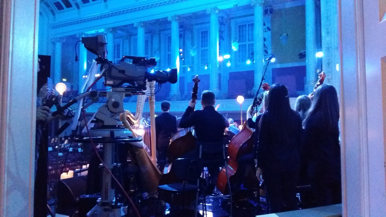 Backstage Hollywood in Vienna 2015 im Wiener Konzerthaus