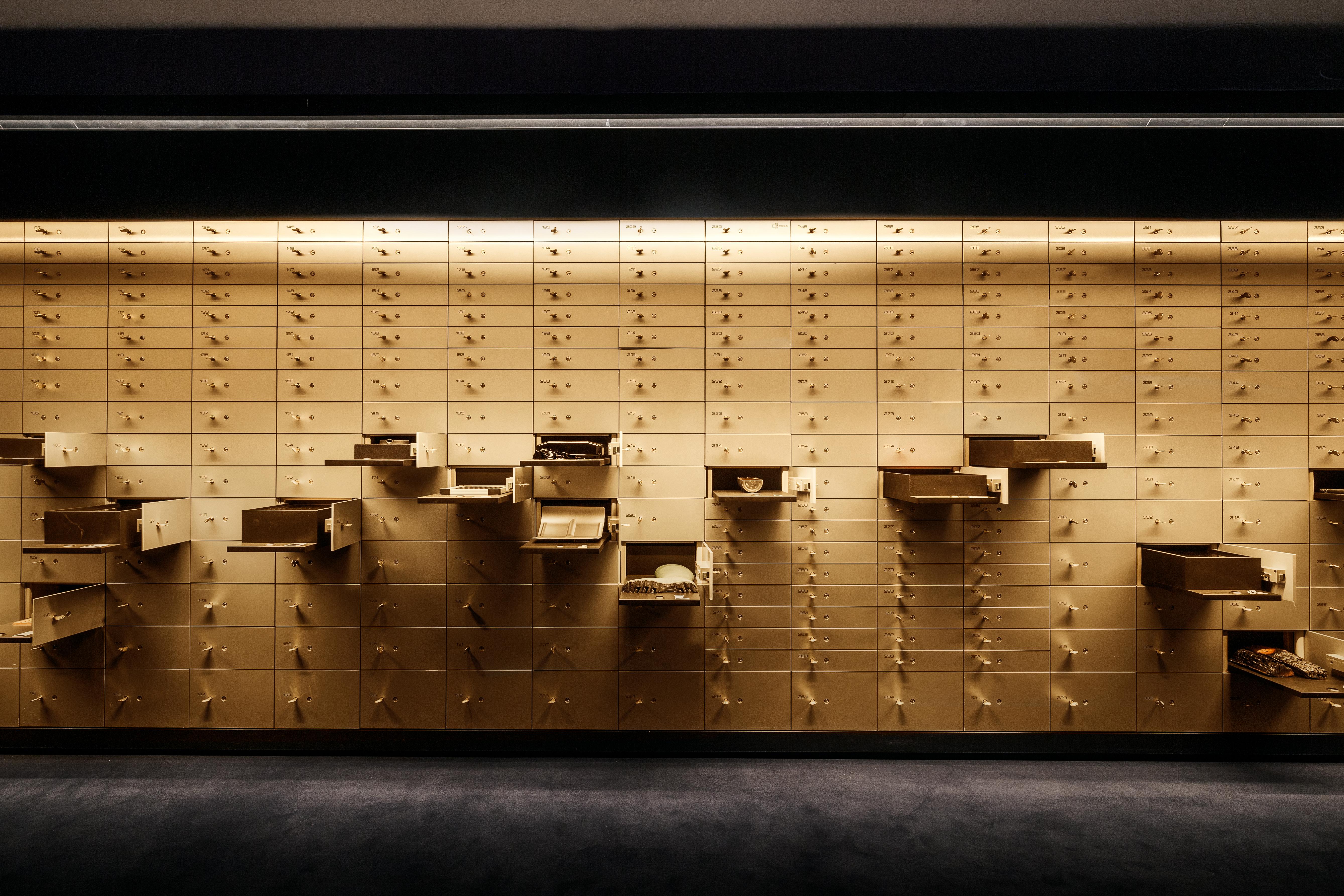FLiP-Erste Financial Life Park_Tresor-Vault