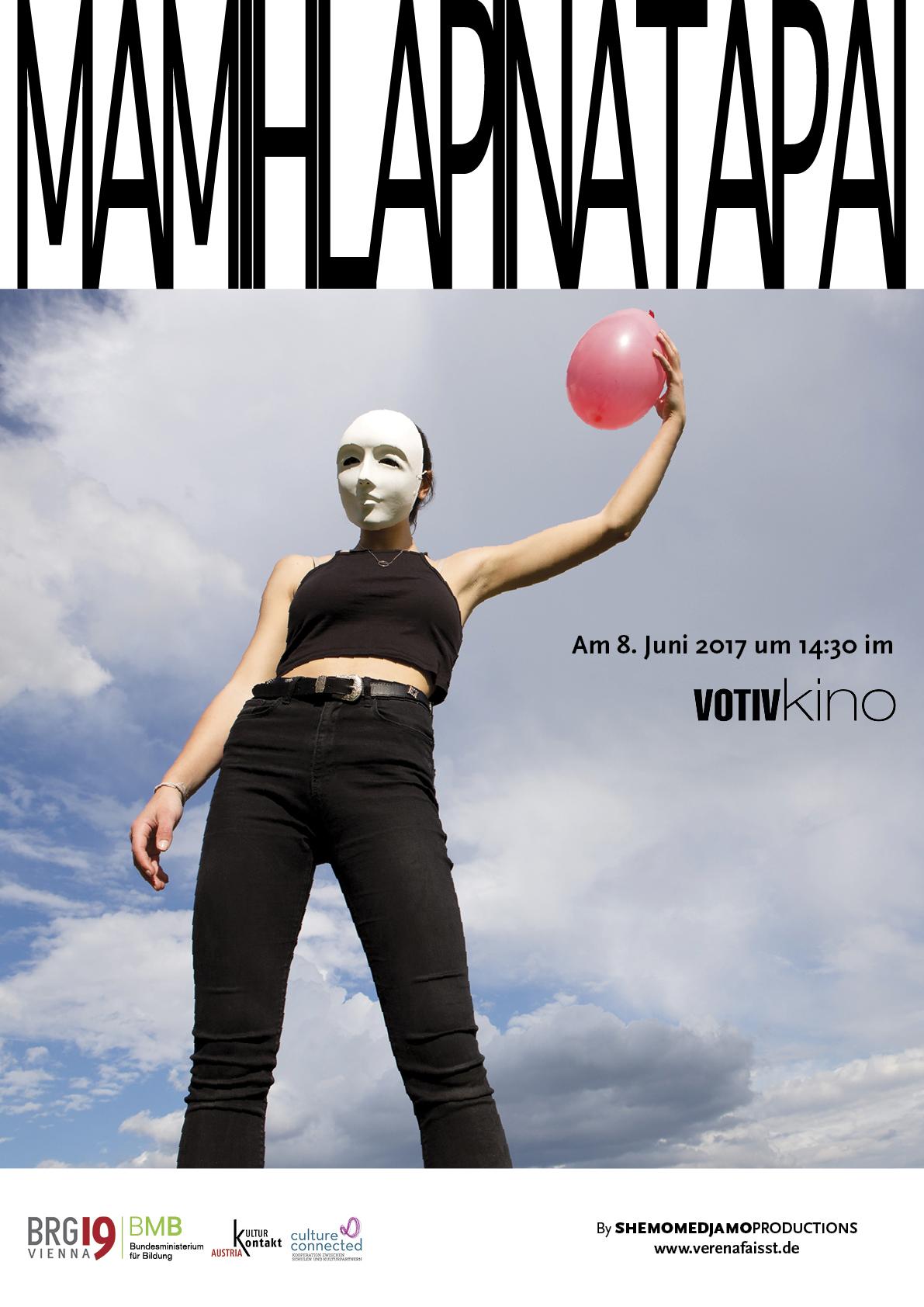 Webplakat Mamihlapinatapai: Verena Faißt