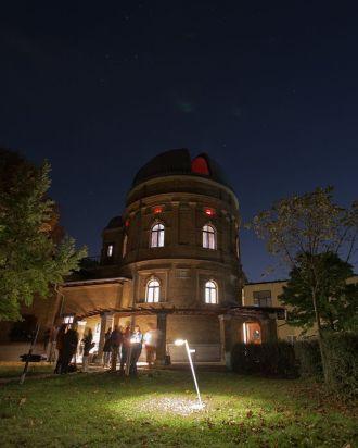 Foto: Kuffner Sternwarte, Melanie Wimmer @mitteninwien